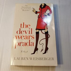Other - The Devil Wears Prada Lauren Weisberger Book
